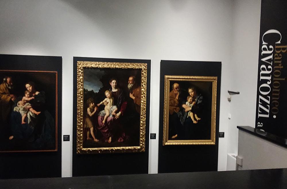 La mostra Bartolomeo Cavarozzi a Genova