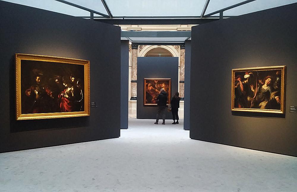 Il confronto tra le tre versioni del Martirio di sant'Orsola di Caravaggio, Bernardo Strozzi e Giulio Cesare Procaccini. Ph. Credit Finestre sull'Arte