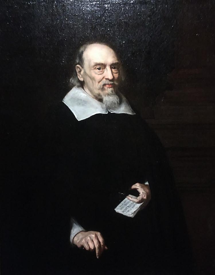 Justus Suttermans, Ritratto di Marco Antonio Doria (1649; olio su tela, 121 x 98 cm; Collezione privata)