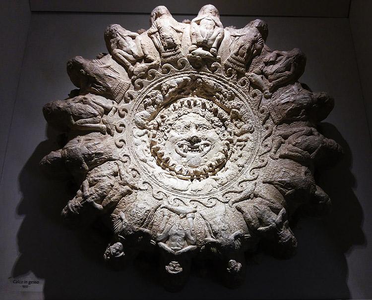 Calco del Lampadario Etrusco