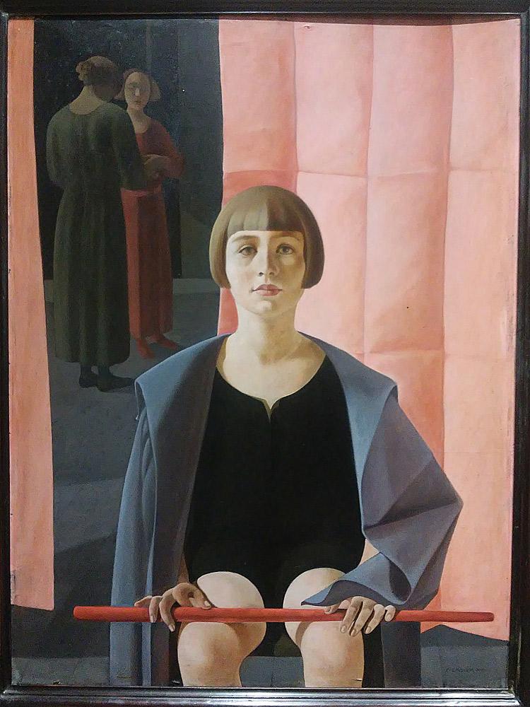 Felice Casorati, Ritratto di Renato Gualino