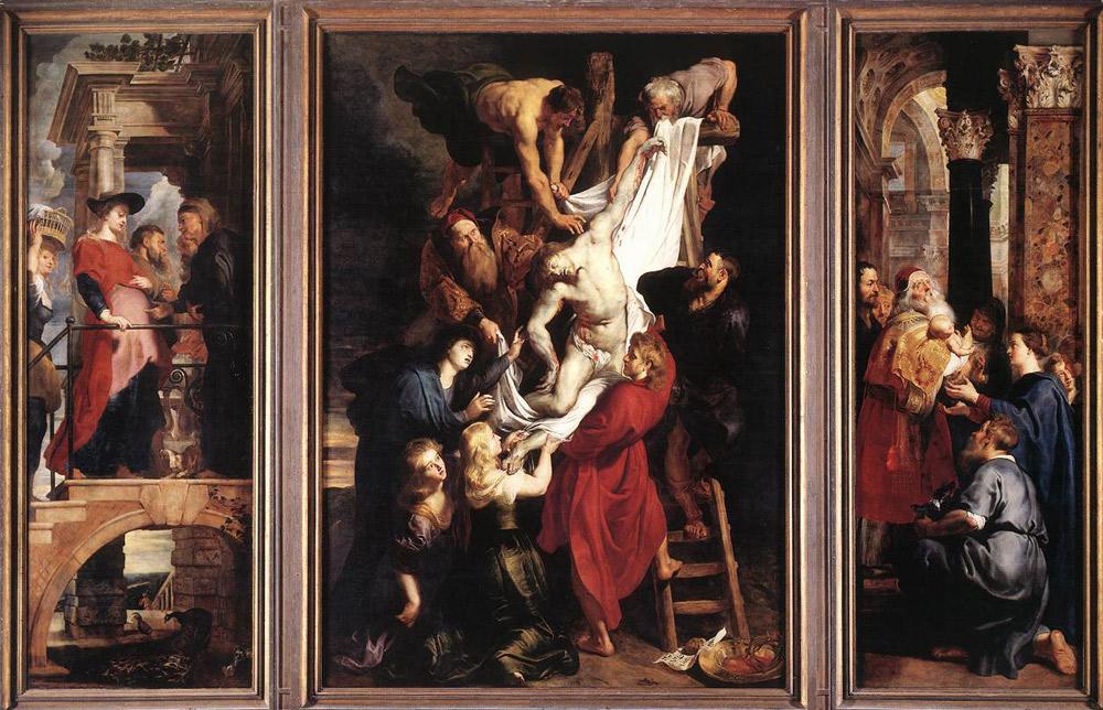 Pieter Paul Rubens, Deposizione
