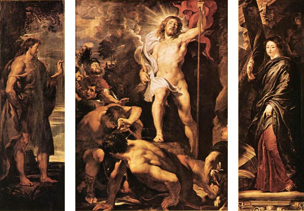 Pieter Paul Rubens, Resurrezione