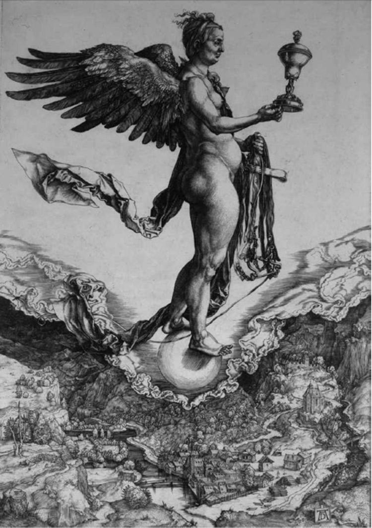 Albrecht Dürer, Nemesi