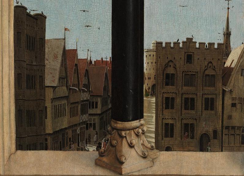 Veduta di Gent. Ph. Credit KIK-IRPA