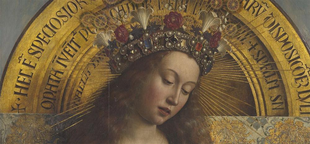 La Madonna. Ph. Credit KIK-IRPA