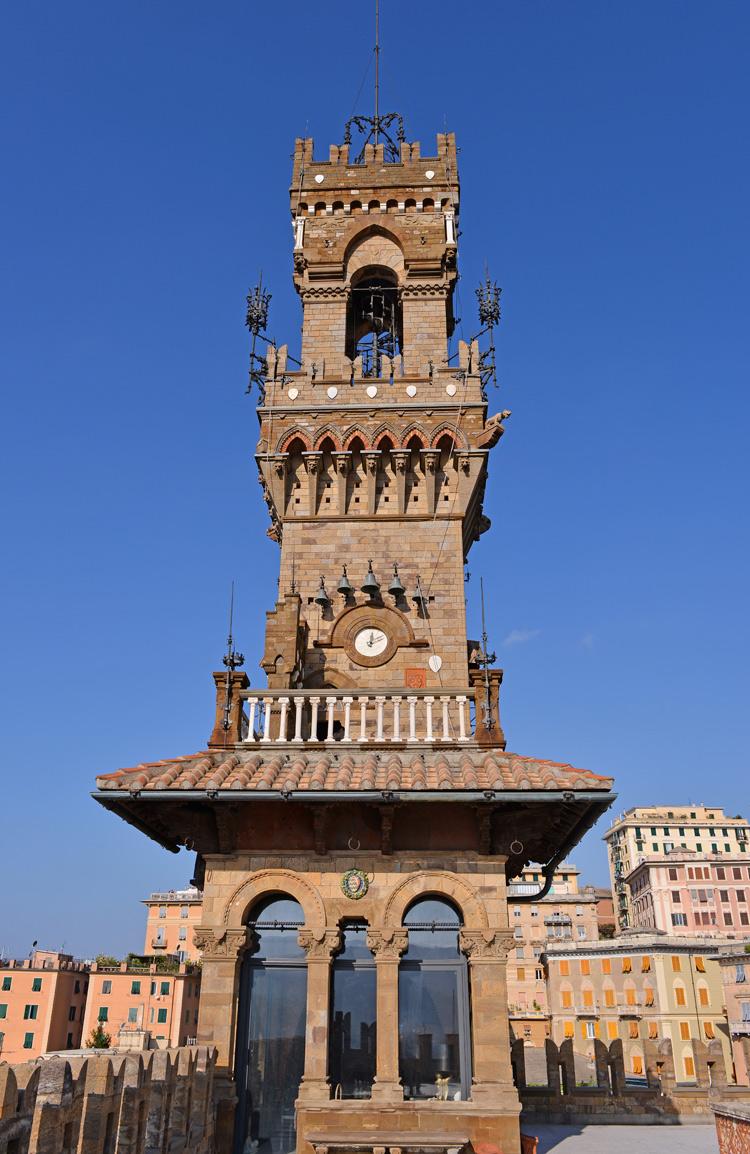 Dettaglio della Torre