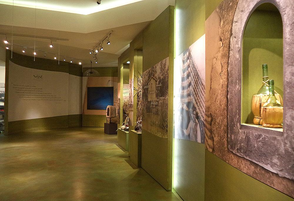 Il MuMeLoc di Cerreto Guidi, percorso espositivo. Ph. Credit Finestre sull'Arte
