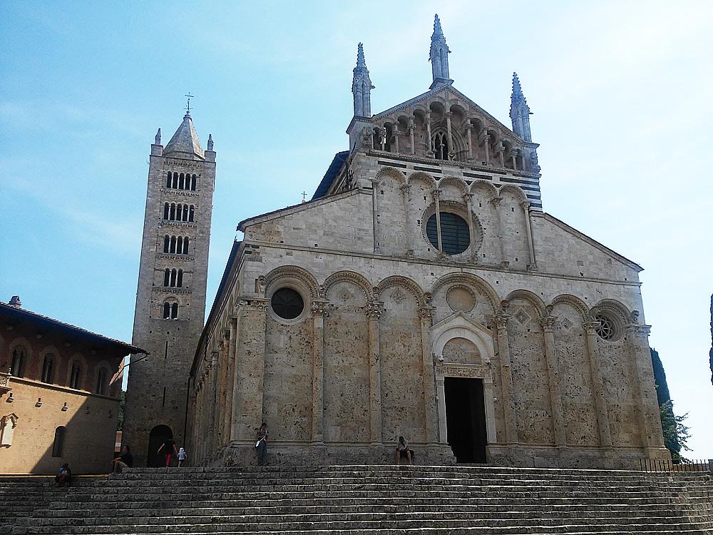 La Cattedrale di San Cerbone a Massa Marittima. Ph. Credit Finestre sull'Arte