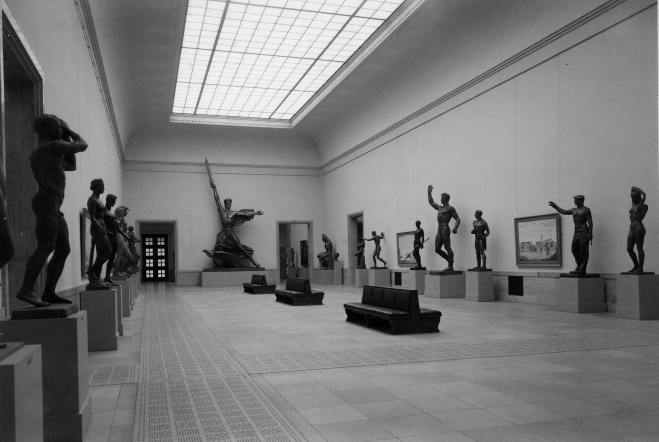 Sala della Große Deutsche Kunstausstellung