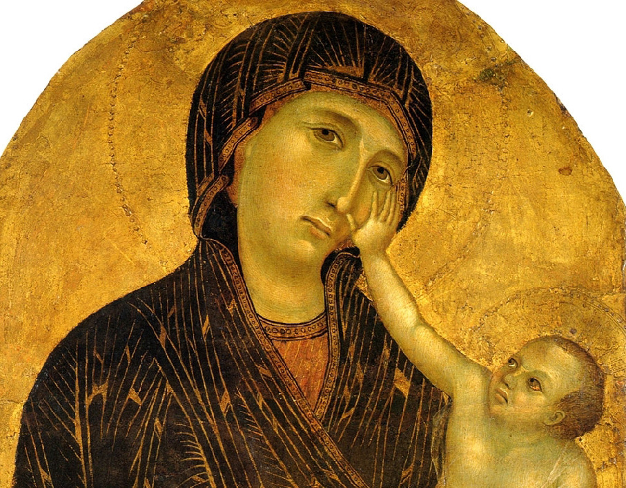 Cimabue, Duccio o Giotto? L'enigmatica Madonna di Castelfiorentino, opera cruciale della nostra ...