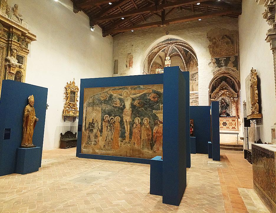 Il Trecento a Spoleto e dintorni, l&#39;<b>arte</b> dei maestri anonimi