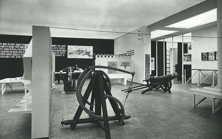 Gli allestimenti della mostra del 1939
