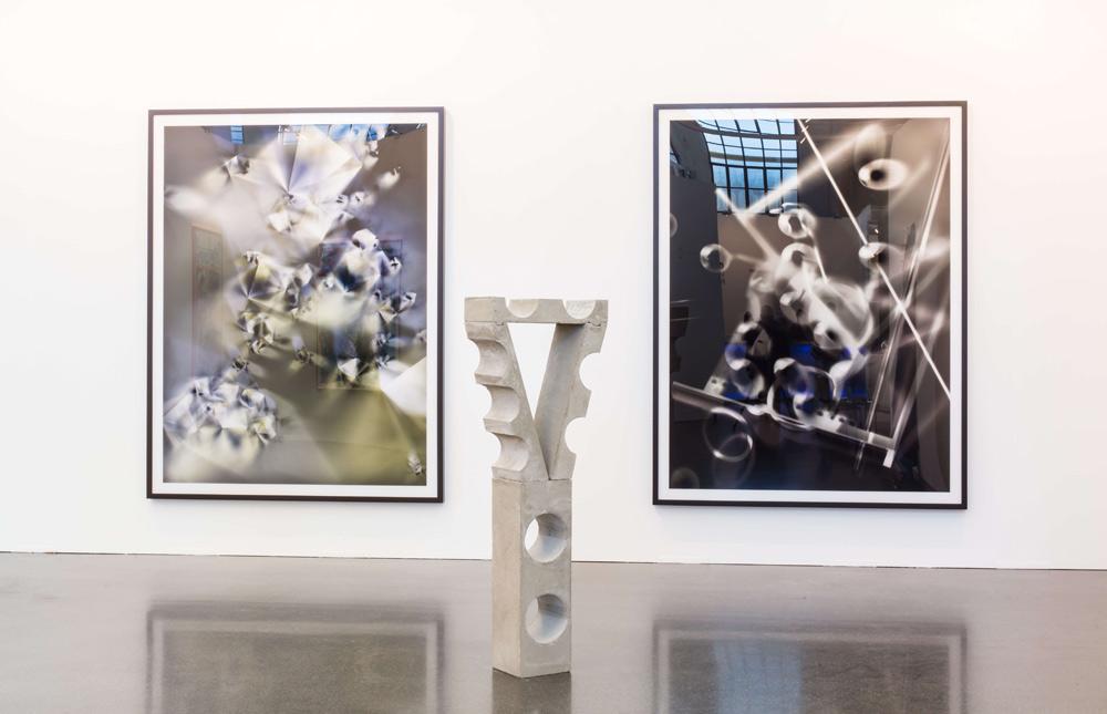 Art Düsseldorf 2018, Galleria David Zwirner,  Areal Böhler, Düsseldorf. Ph. Credit Sebastian Drüen