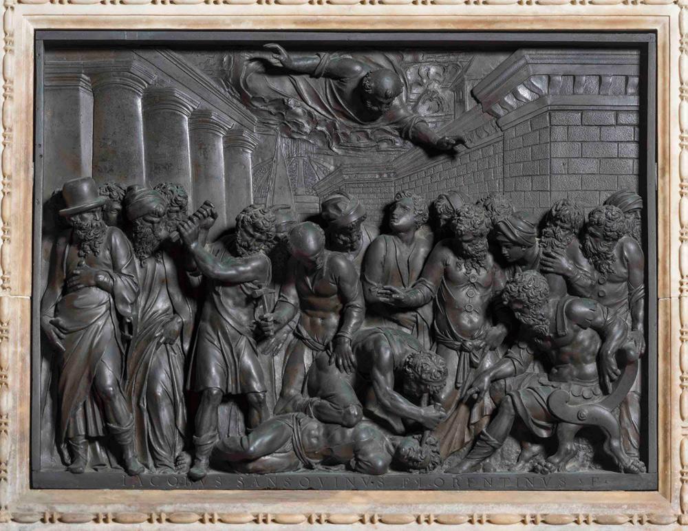 Jacopo Sansovino, Miracolo dello schiavo