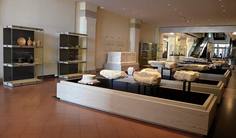 Il Museo Archeologico Nazionale di Mantova