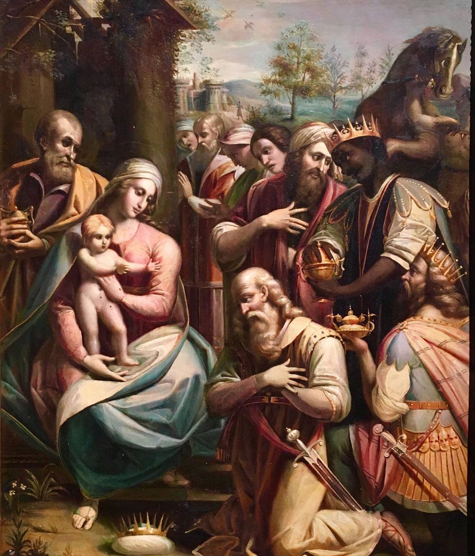 Capolavori Sibillini in mostra al Museo Diocesano di Milano