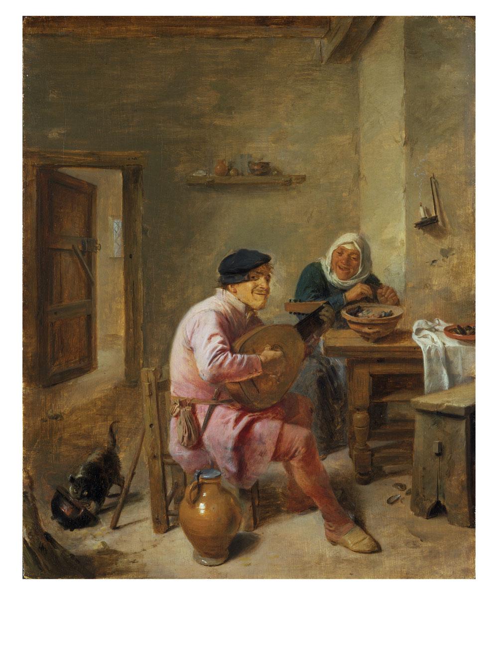 La città di Oudenaarde dedica una retrospettiva al suo Adriaen Brouwer, pittore fiammingo del barocco