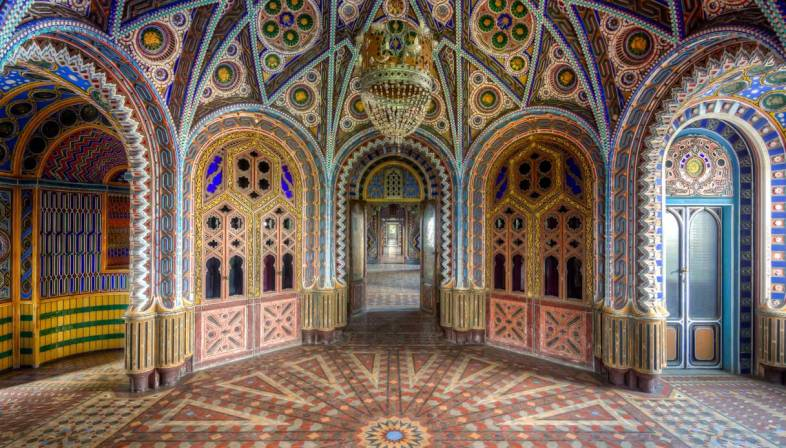 Nessuno vuol comprare il Castello di Sammezzano. Deserta l'asta da 16 milioni di euro