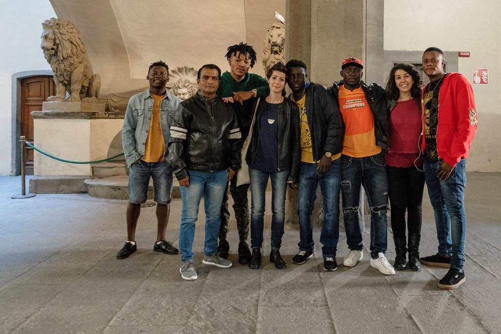 Firenze, i migranti racconteranno i musei della città: via a un progetto di integrazione basato sul patrimonio