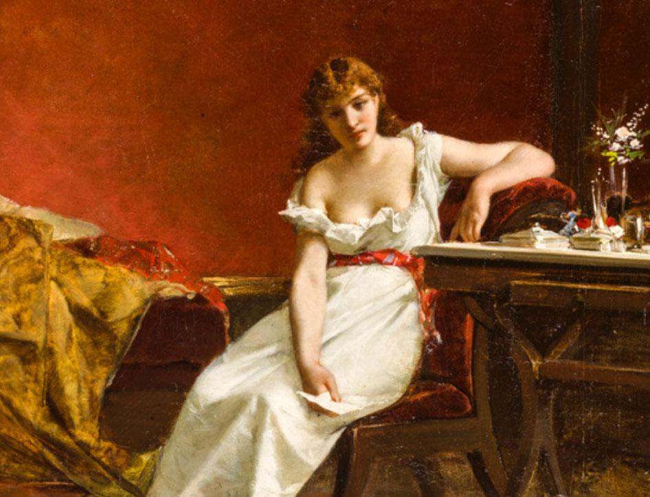 Asciano dedica una mostra ad Amos Cassioli e ai pittori puristi dell'Ottocento senese