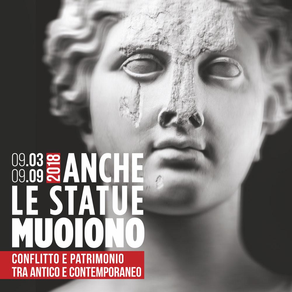 Distruzione e protezione delle opere d'arte: temi di grande attualità in un progetto espositivo in tre sedi museali di Torino