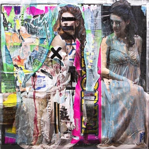 A Milano in mostra le Muse di Andrea Chisesi