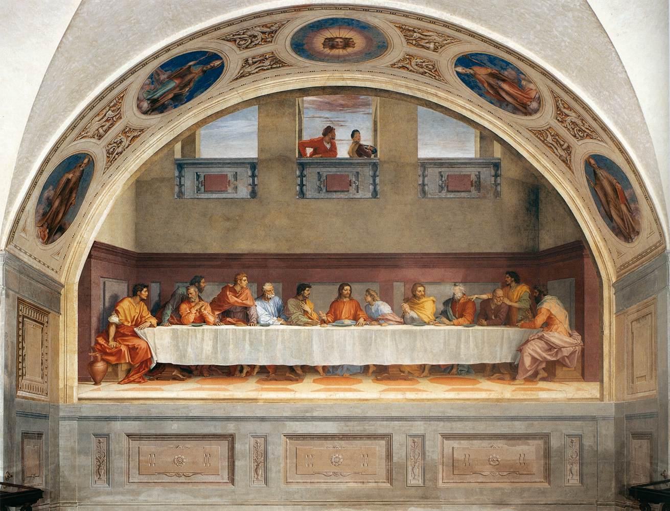 L'arte del grande Andrea del Sarto in un audiolibro esclusivo