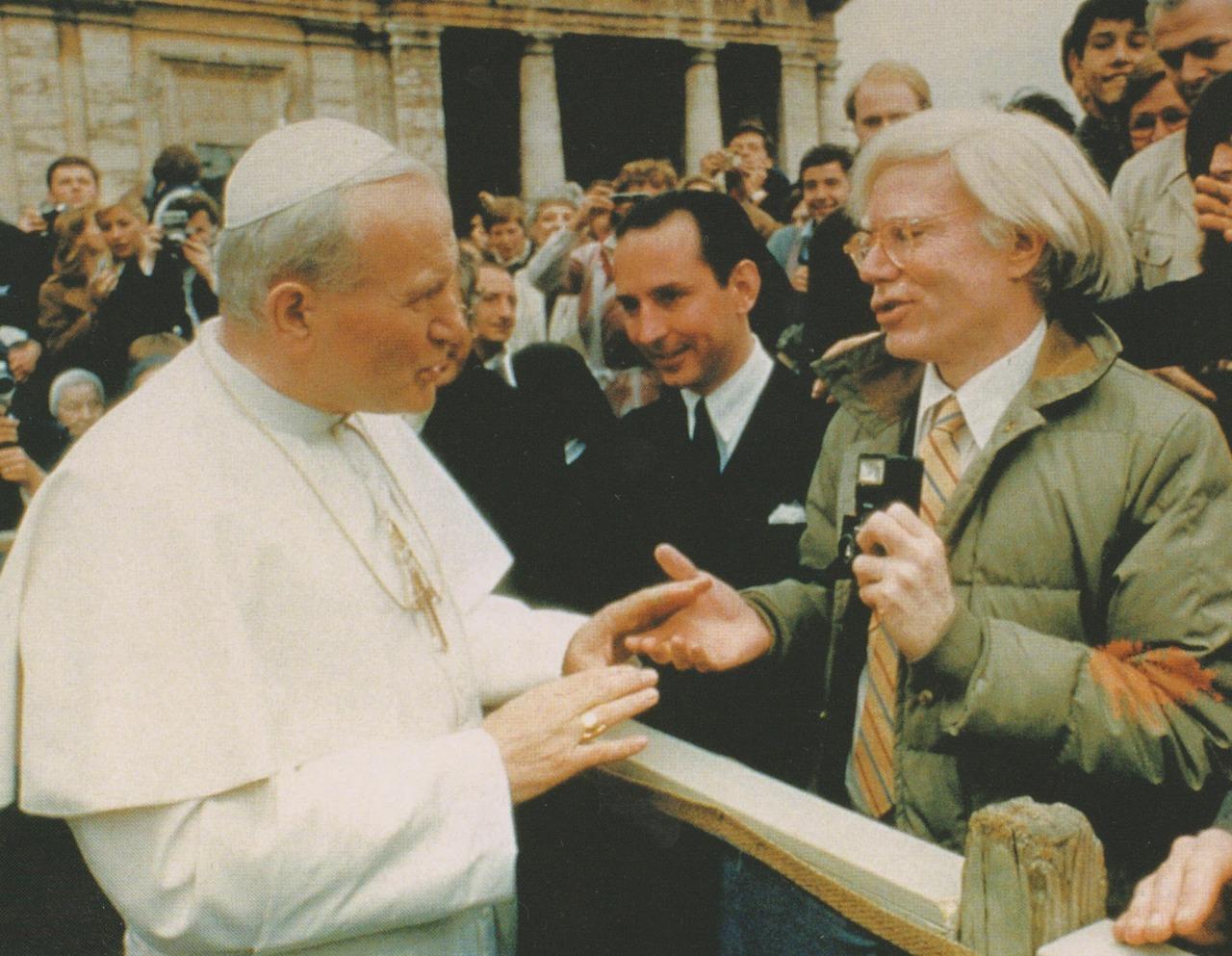 I Musei Vaticani allestiranno una mostra su Andy Warhol nel 2019