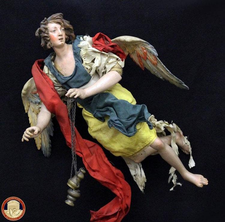 Ritrovate 250 statue di presepe napoletano con valore complessivo di due milioni di euro