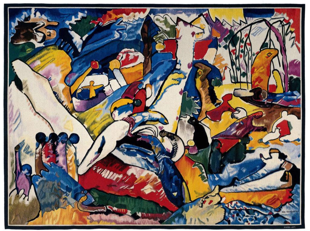 Da Kandinsky a Botero, a Venezia in mostra cento arazzi per una mostra inedita. Le foto