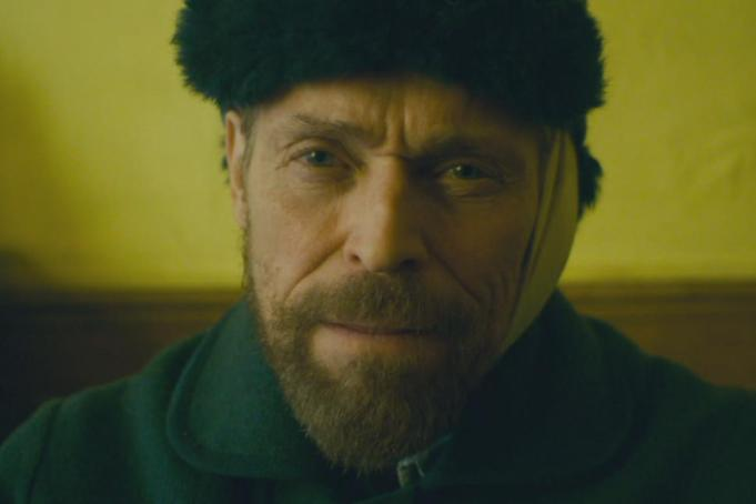 At eternity's gate Williem Dafoe è Van Gogh film