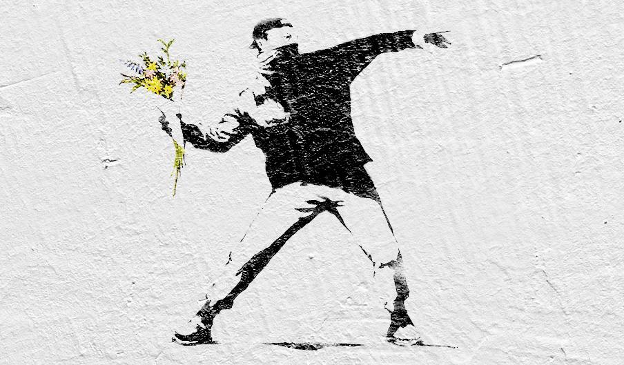 """A Mosca organizzano un mostra su Banksy, ma Banksy si dissocia: """"non ha niente a che fare con me"""""""