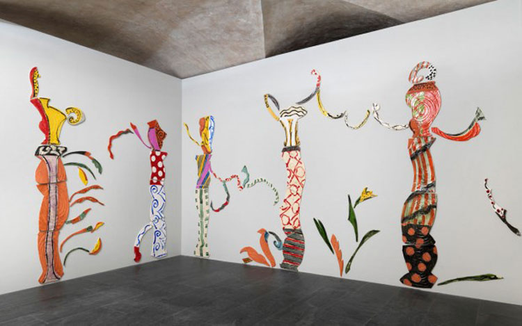 Scomparsa Betty Woodman, celebre ceramista dell'arte contemporanea