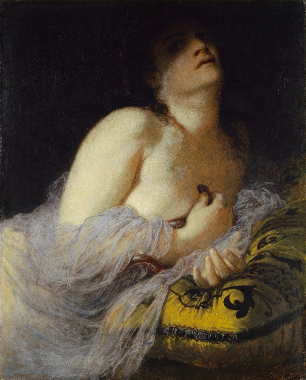 Alla Fondazione Magnani-Rocca a confronto la Cleopatra di Böcklin e Marilyn di Warhol
