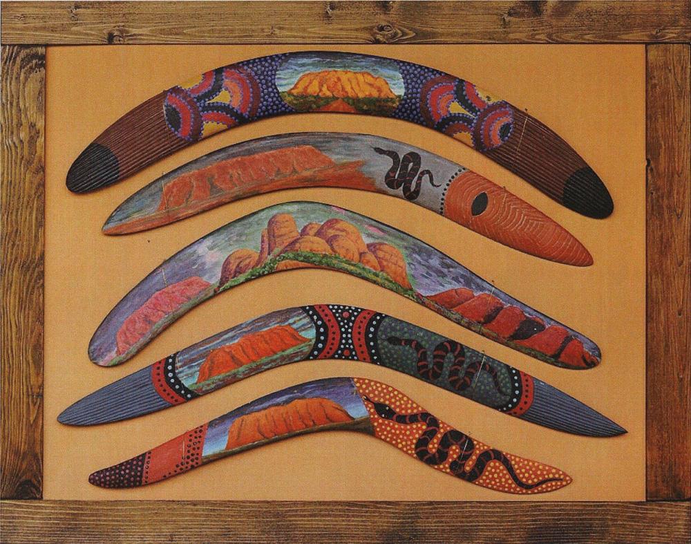 In Franciacorta una mostra sull'arte degli aborigeni australiani