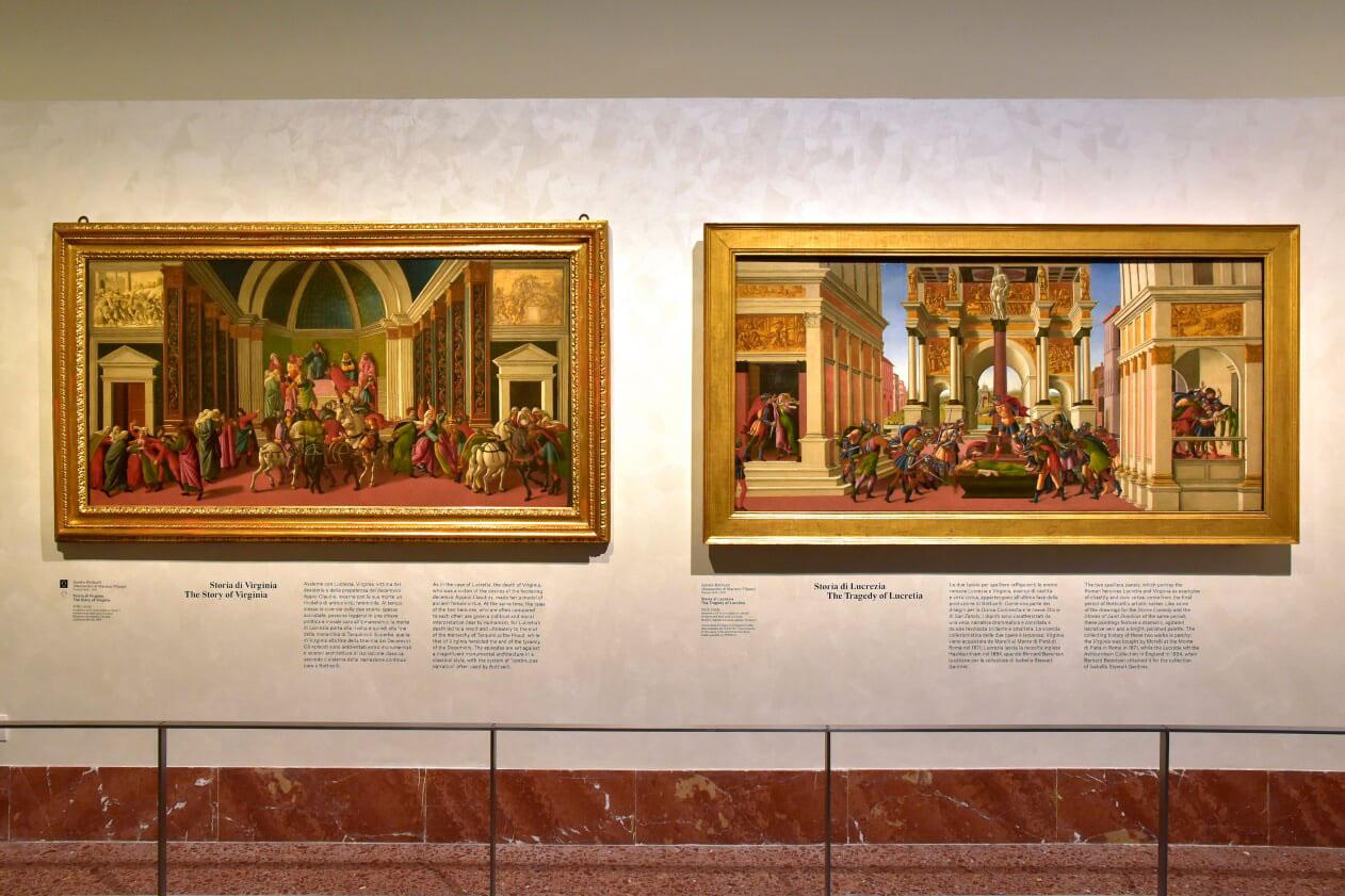 Botticelli, Giuliano de' Medici e due storie al femminile: una straordinaria mostra all'Accademia Carrara di Bergamo