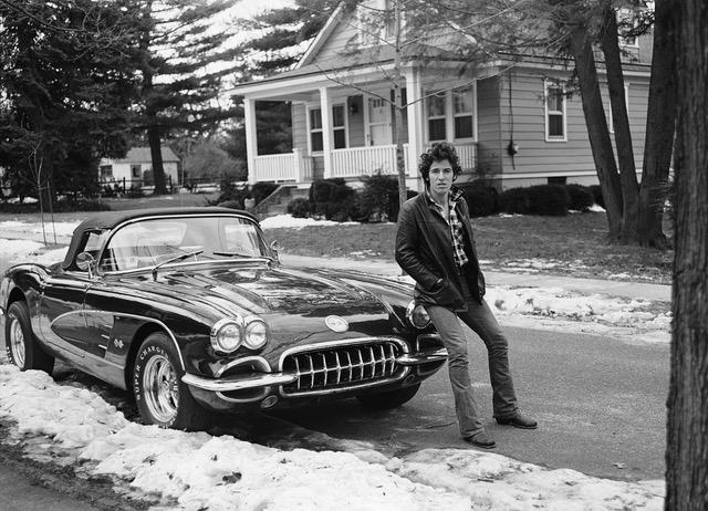A Bologna in mostra i ritratti di Bruce Springsteen eseguiti da Frank Stefanko