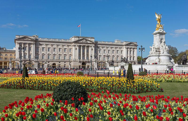 Buckingham Palace attende un restauro lungo dieci anni