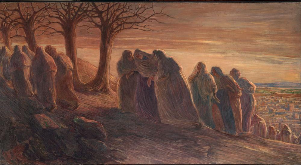 Al Museo Diocesano di Milano una mostra dedicata a Previati sulla Passione di Cristo