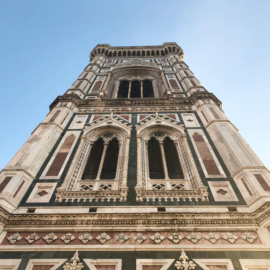 Al via l'installazione di un metal detector nel Campanile di Giotto a Firenze