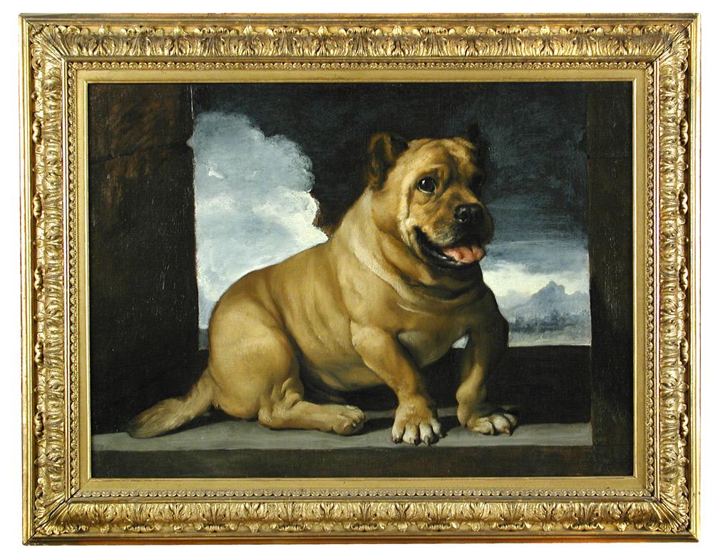 In Inghilterra spunta un cane attribuito al Guercino. Andrà in asta il 7 marzo
