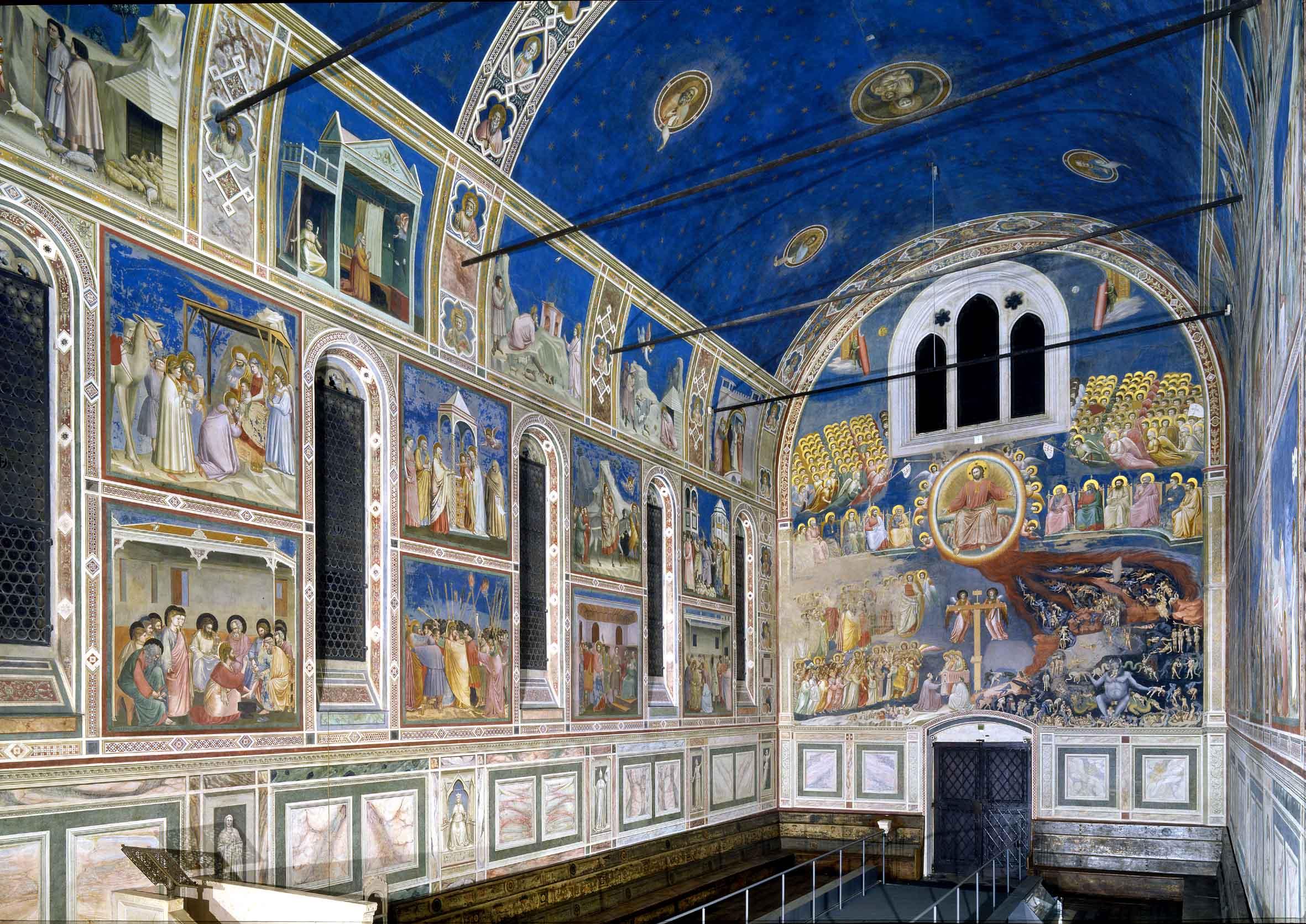 Patrimonio dell'Umanità UNESCO, nuovi candidati per l'Italia: Cappella degli Scrovegni e Colline del Prosecco