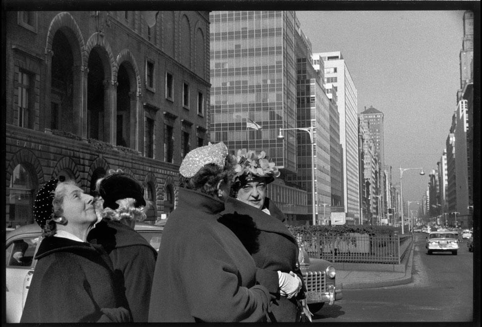 Henri Cartier-Bresson in America: mostra fotografica al Lu.C.C.A.