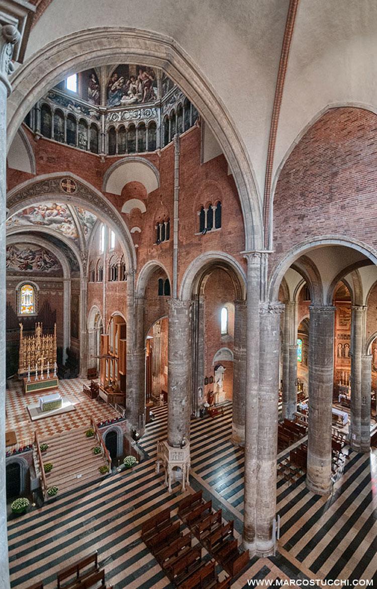 Alla scoperta dei misteri della cattedrale di Piacenza con salita alla cupola