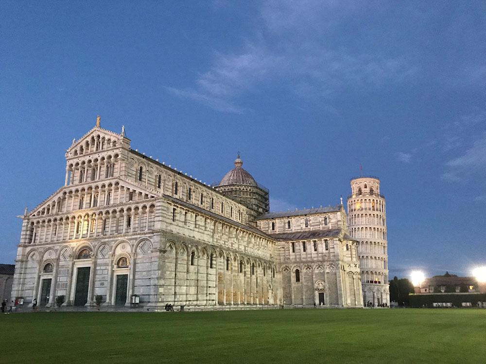 A Pisa l'VIII Convegno Internazionale delle Cattedrali Europee