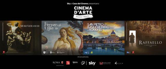 A Lucca un fine settimana con i film sull'arte di Sky a ingresso gratuito