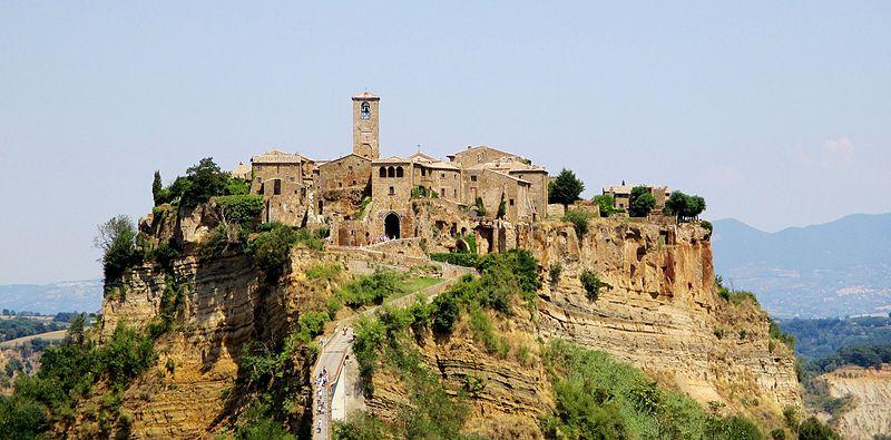 Civita di Bagnoregio potrebbe essere candidata a patrimonio dell'UNESCO