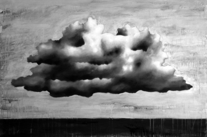 Le nuvole di Ernesto Morales in mostra a Milano