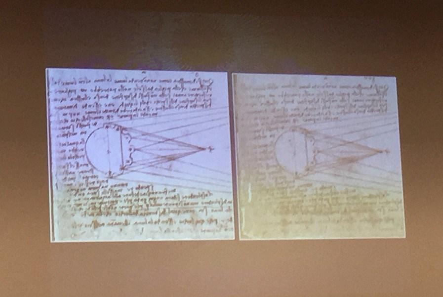 Trovate 7.000 lastre fotografiche raffiguranti i manoscritti di Leonardo da Vinci